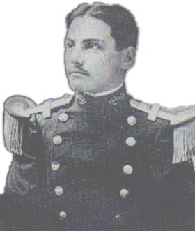 Martes 1º de Marzo de 1814. … -Soy el teniente Coronel Williams Brown Alferezsobral01