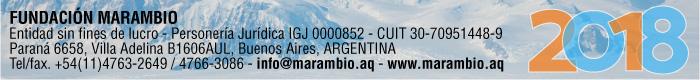 www.marambio.aq - info@marambio.aq